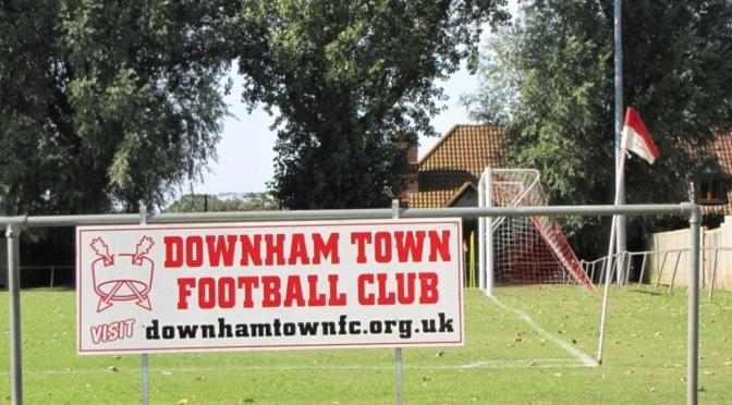 Downham Town 1 – 1 Needham Market. Mi primer punto en Inglaterra