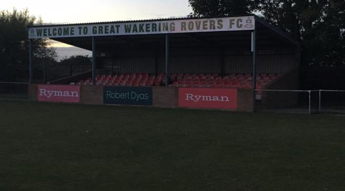 Great Wakering Rovers 0 – 5 Heybridge Swifts FC. Partido completo